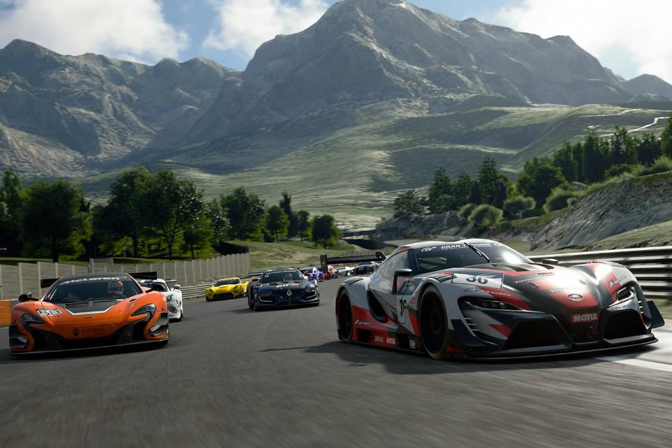 Gran Turismo 7 Exclusive To Ps5 Postponed To 2022