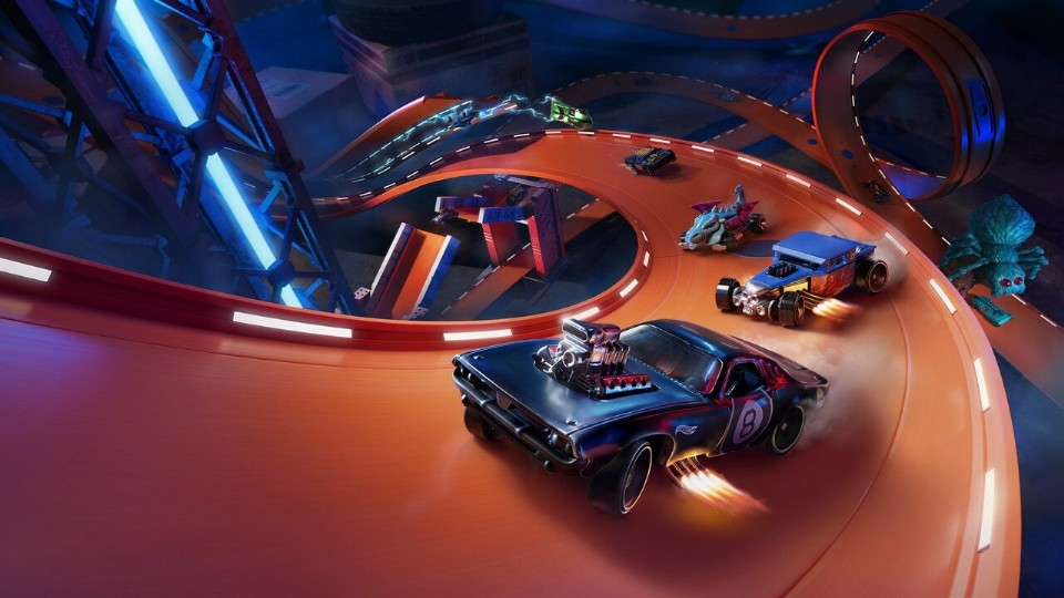 Hot Wheels Unleashed Announced For Consoles And Pc