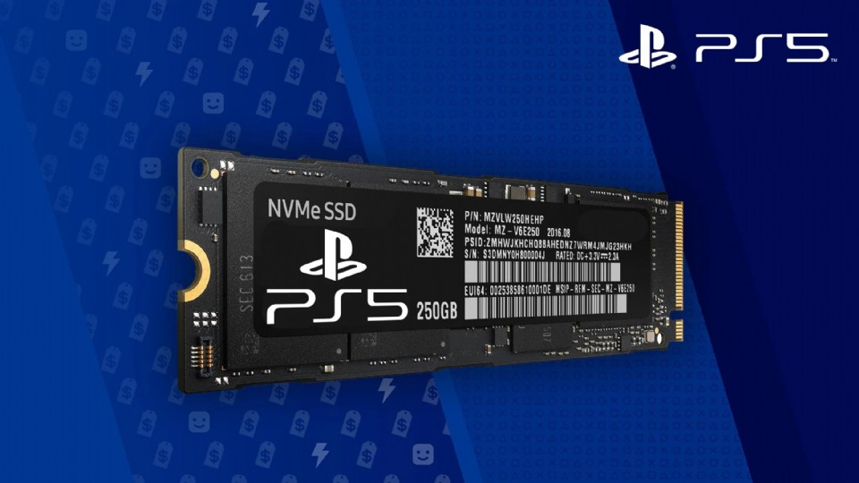 Ssd Storage Expansion Support For Ps5 Will Arrive This Summer