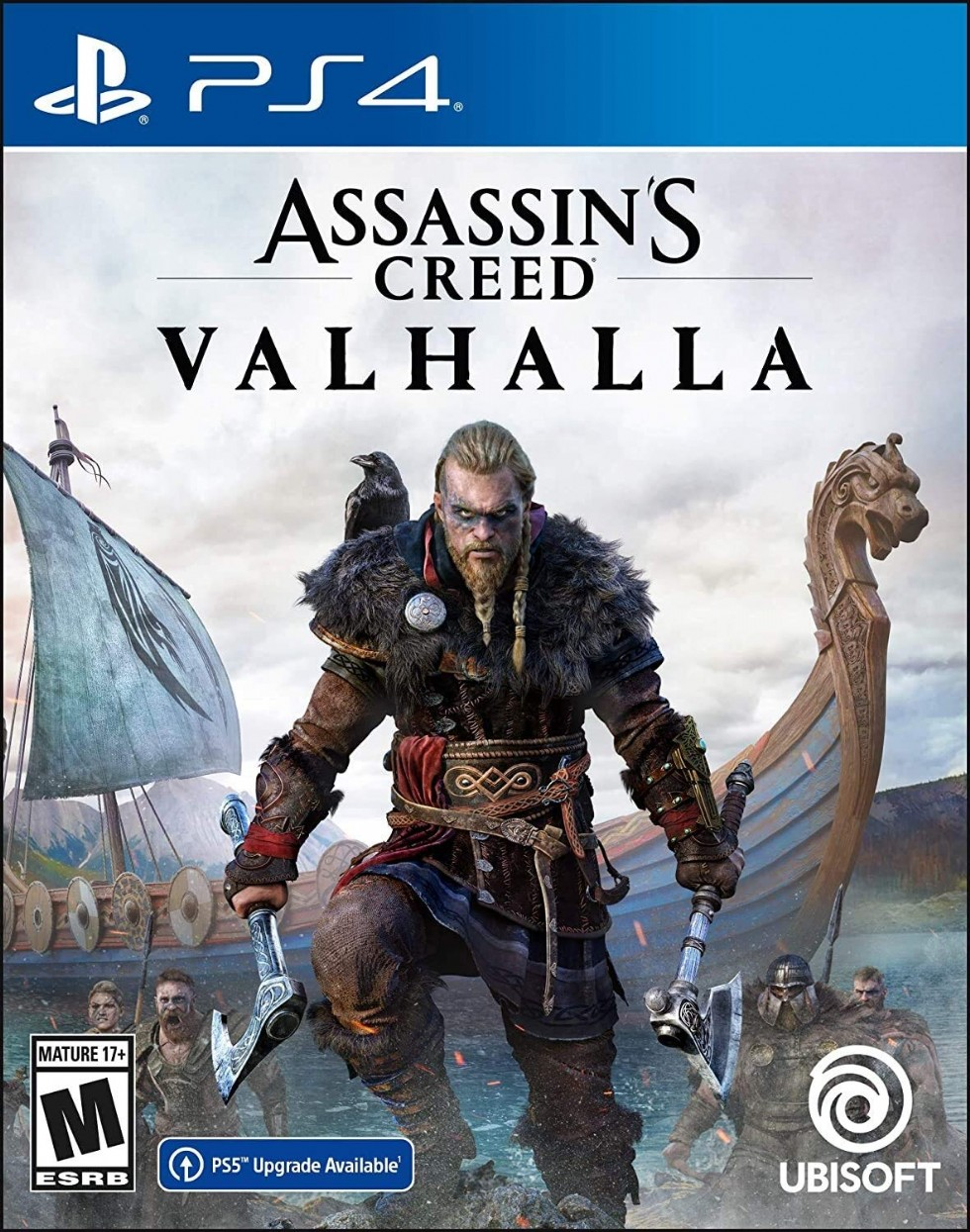 Assassin's Creed Valhalla Playstation 4 Standard Edition