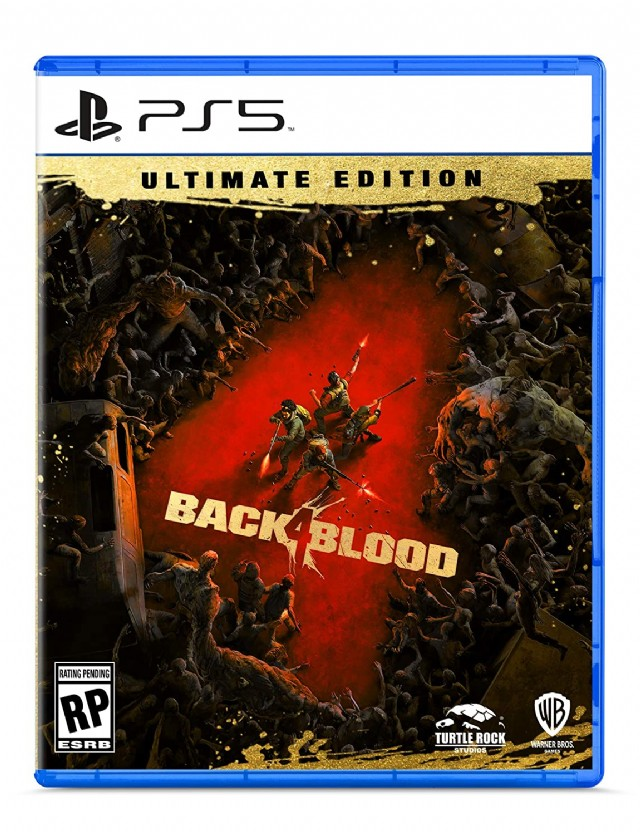 Back 4 Blood Ultimate Edition - Playstation 5