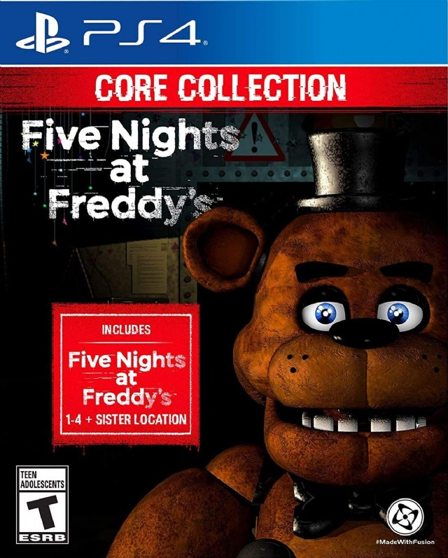 Five Nights At Freddy's: The Core Collection - Playstation 4