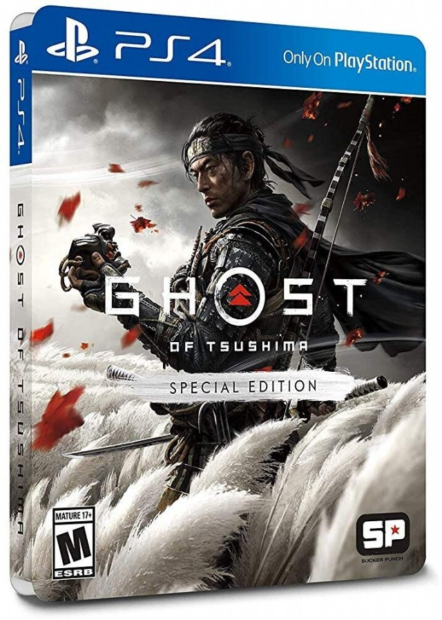 Ghost Of Tsushima Special Edition - Playstation 4