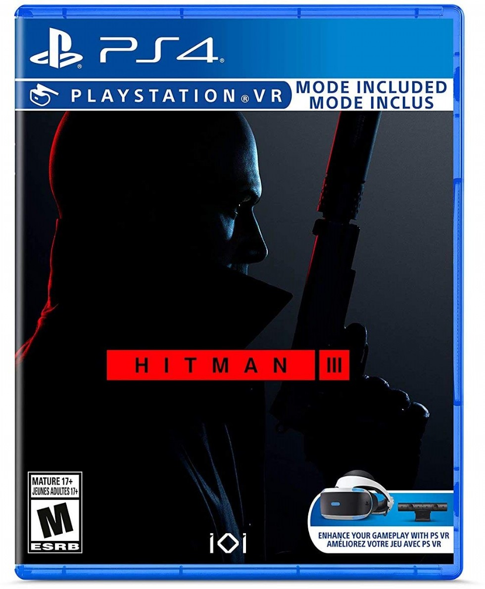 Hitman 3 - Playstation 4 Standard Edition