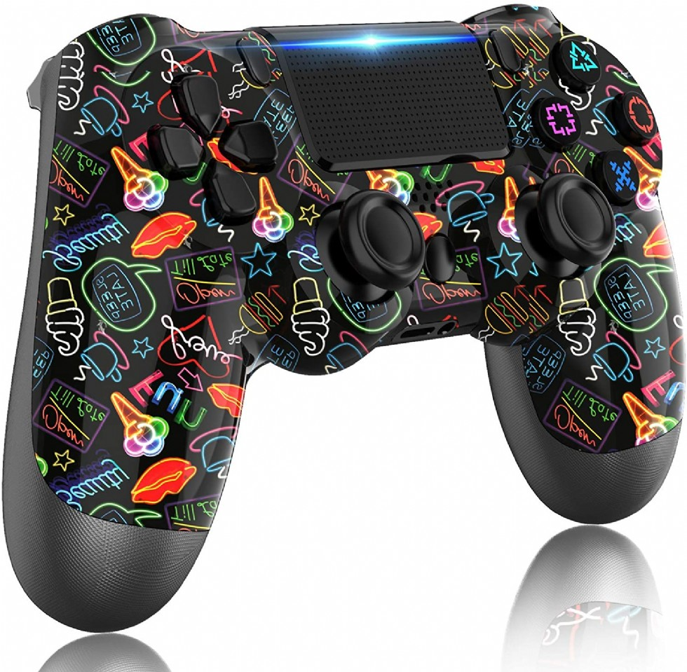 Lıttjoy For Ps4 Controller, Wireless Controller For Playstation 4