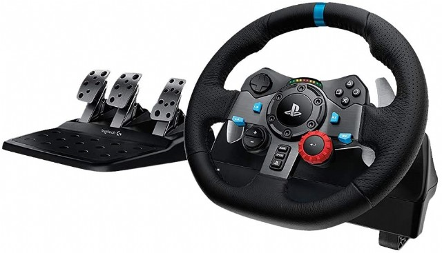 Logitech Dual-motor Feedback Driving Force G29 Gaming Racing Wheel