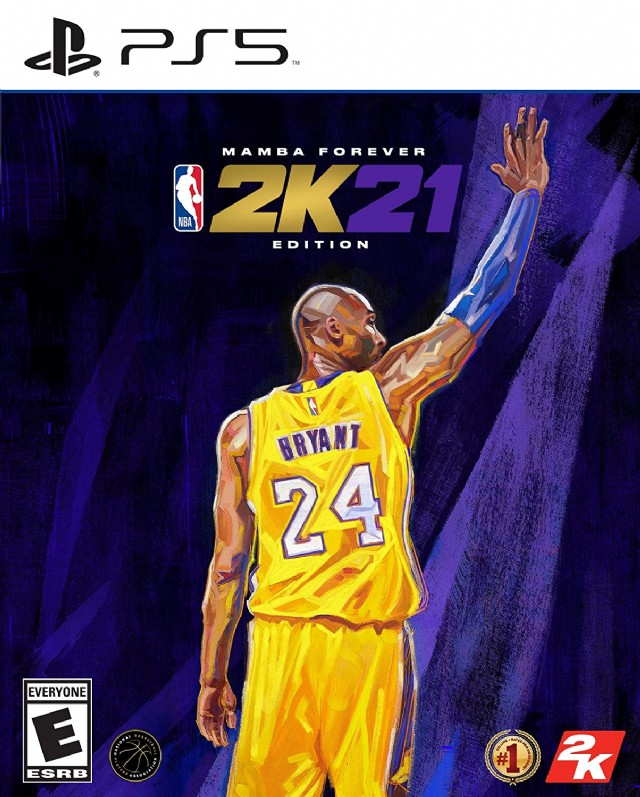 Nba 2k21 Mamba Forever Edition - Playstation 5 Mamba Forever Edition