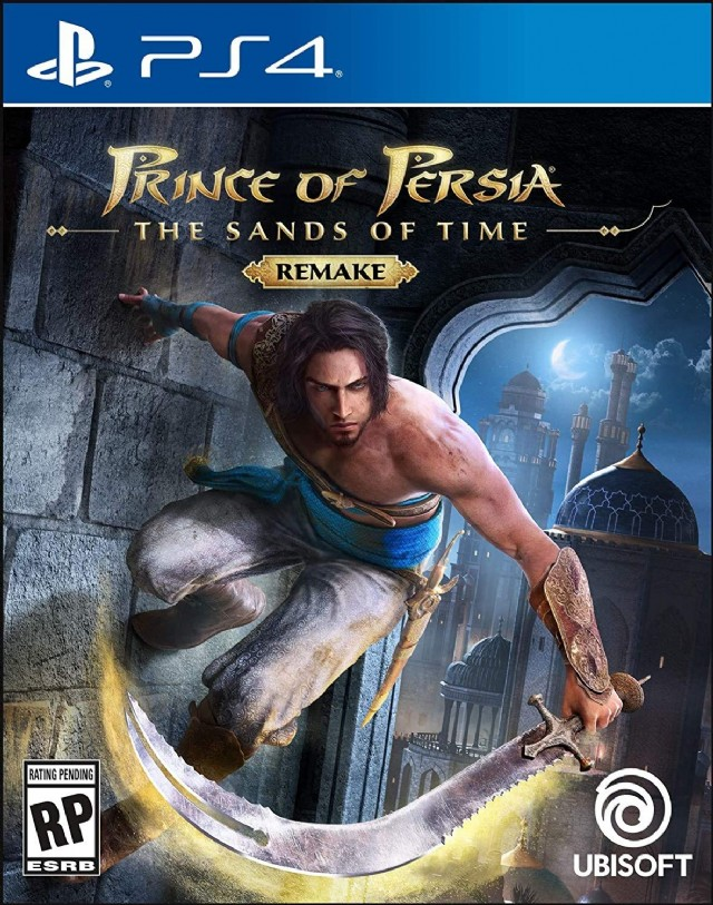 Prince Of Persia: The Sands Of Time Remake - Playstation 4