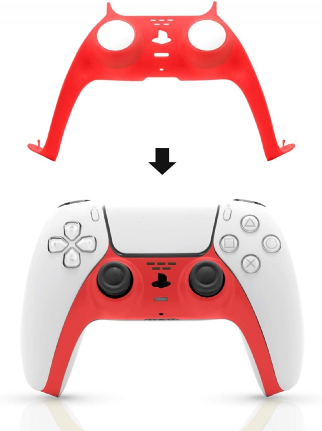 Ps5 Controller Accessories, Decoration For Ps5 Dualsense Wireless Cont