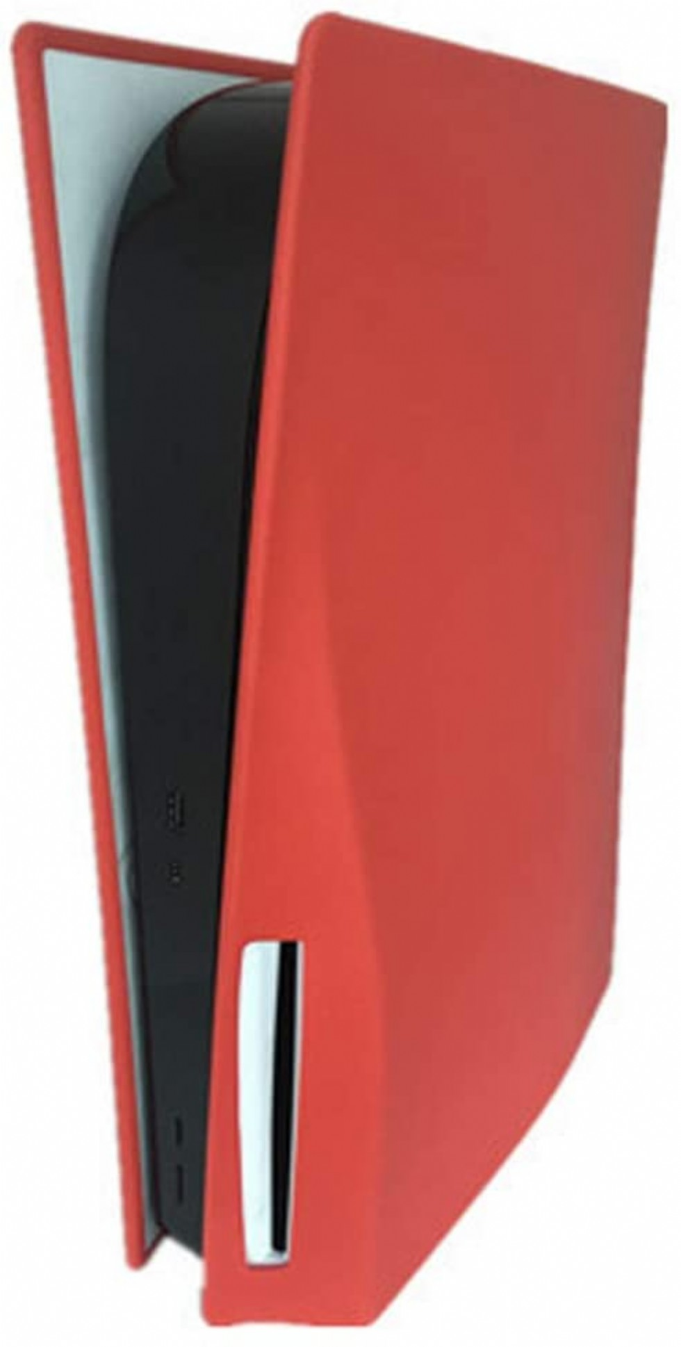 Ps5 Silicone Skin Cover, Dustproof Anti-scratch Anti-fall Protector Case