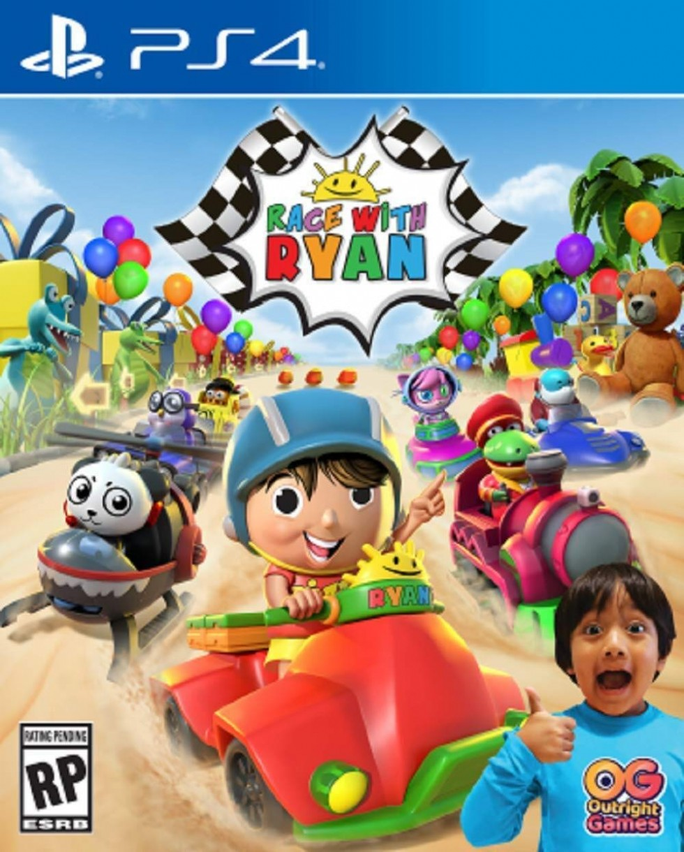 Race With Ryan - Playstation 4