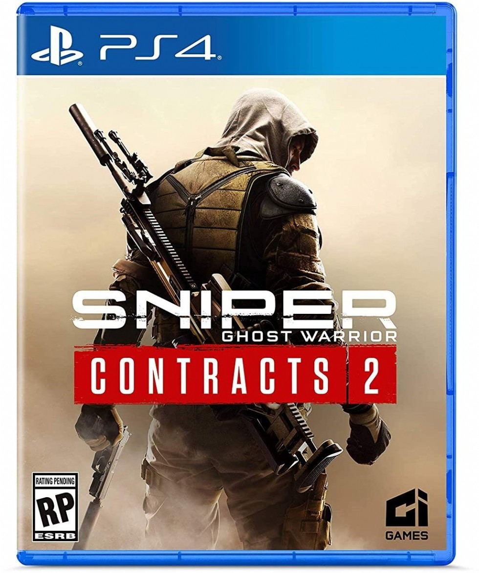 Sniper: Ghost Warrior - Contracts 2 - Playstation 4