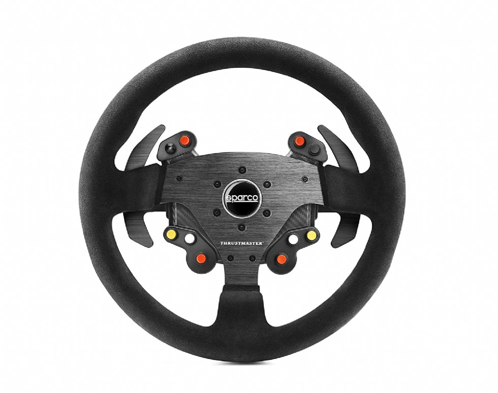 Thrustmaster Sparco Rally Wheel Add On R 383 Mod (ps4, Xbox Series)
