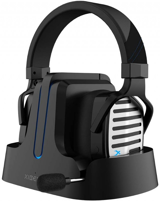 Xıberıa G02 Wireless Gaming Headset For Ps5, Ps4, Pc, Noise Cancelling