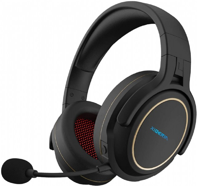 Xıberıa Wireless Gaming Headset For Ps4,ps5 With Microphone,lossless
