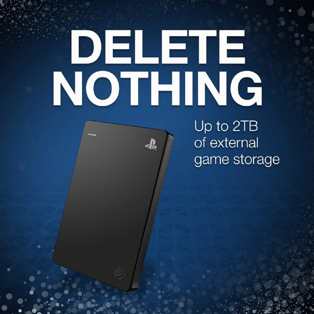 2tb External Hard Drive Portable Hdd – Usb 3.0, Officially Licensed Product