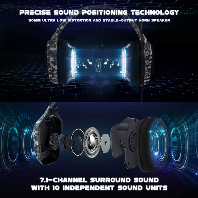 Playstation 4 Wireless Headsets