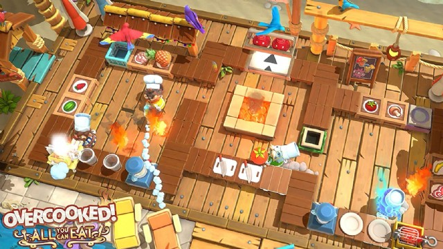 Playstation 5 Overcooked! All You Can Eat