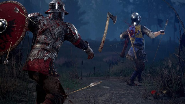 Ps4 Chivalry 2