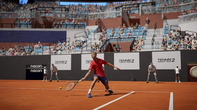 Tennis World Tour 2 (ps5) - Playstation 5 2021 Game