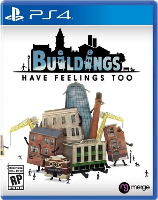 Buildings Have Feelings Too! - Playstation 4