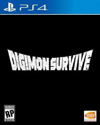 Digimon Survive - Playstation 4
