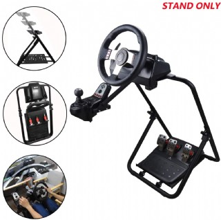 Eilsorrn Racing Wheel Stand Foldable & Height Adjustable For Racing