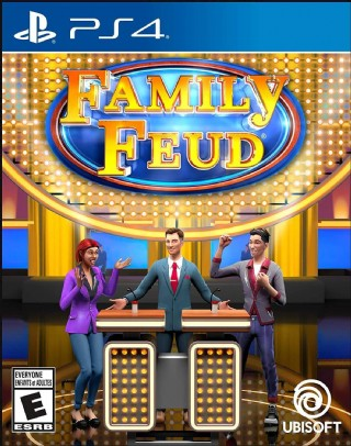 Family Feud - Playstation 4 Standard Edition