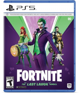 Fortnite: The Last Laugh Bundle - Playstation 5