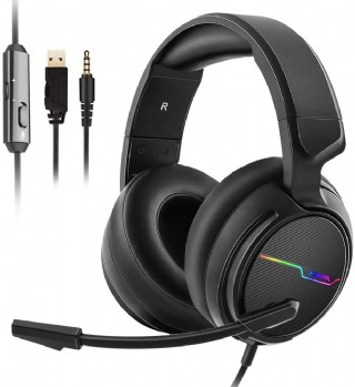 Jeecoo Xiberia Stereo Gaming Headset For Ps5