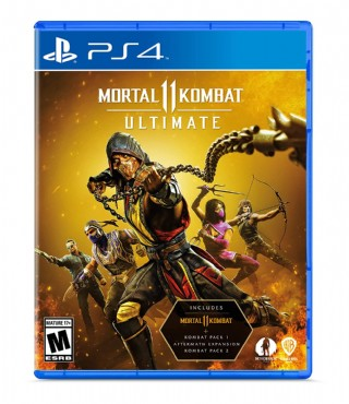 Mortal Kombat 11 Ultimate - Playstation 4