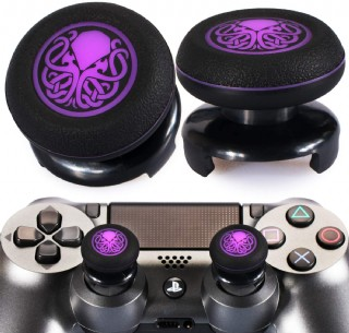 Playrealm Fps Thumbstick Extender & Printing Rubber Silicone Grip Cove