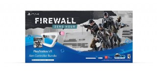 Playstation Firewall Zero Hour Aim Controller Bundle