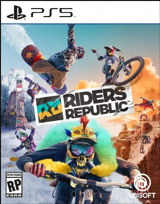 Riders Republic Playstation 5 Standard Edition