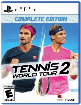 Tennis World Tour 2 (ps5) - Playstation 5