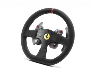 Thrustmaster F599xx Evo 30 Wheel Alcantara Edition Add-on Ps4, Xbox S